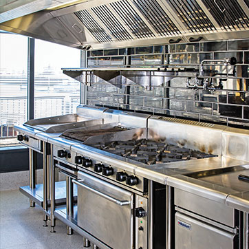 Commercial Kitchen Equipment Moffat