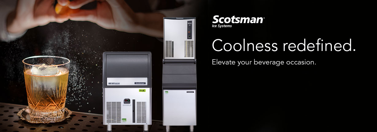 Scotsman Ice Systems - Coolness redefined