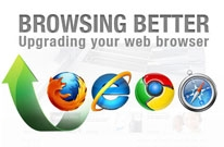 Internet browser compatibility